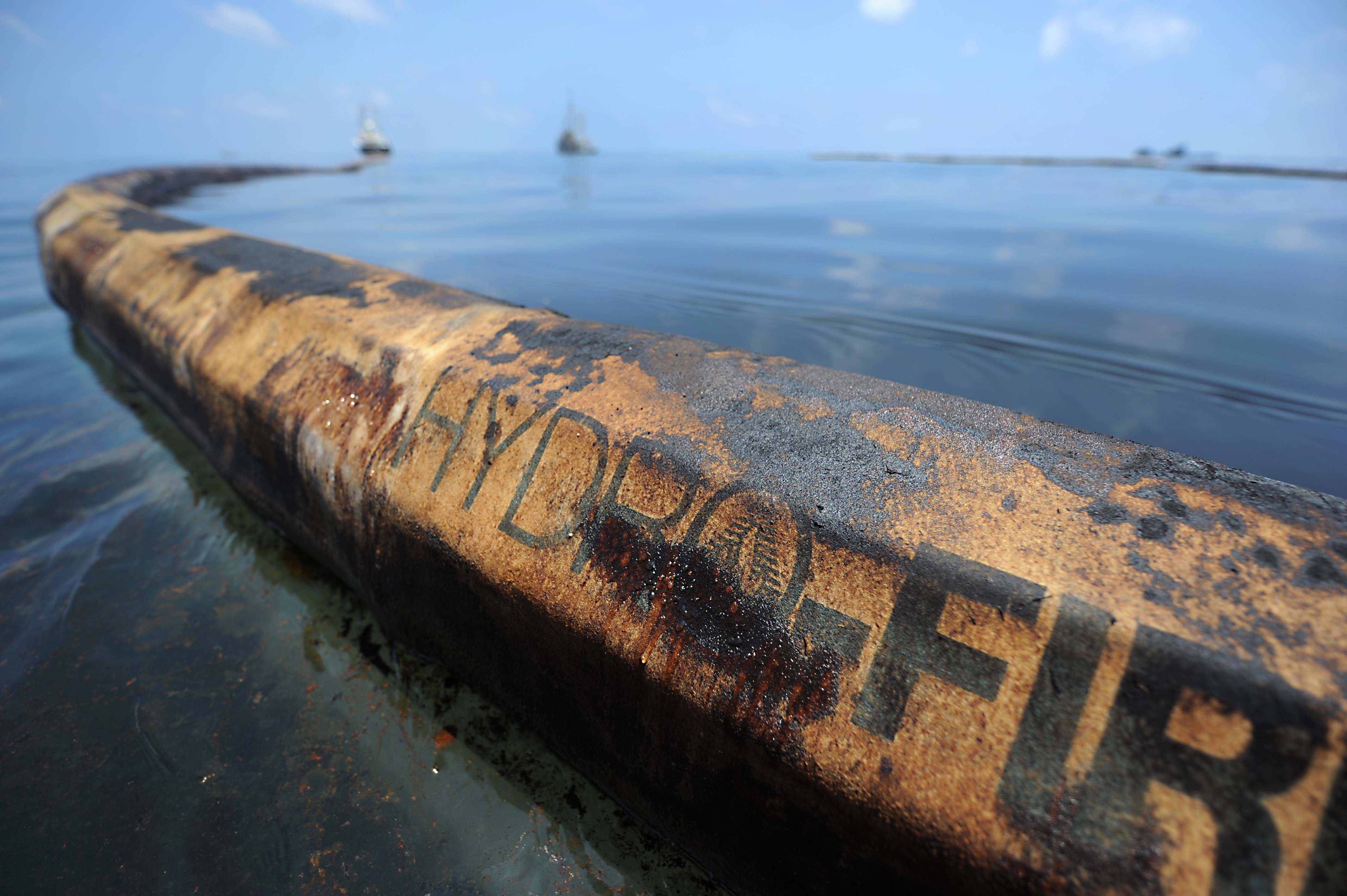 BP Remains in Troubled Waters Over Oil Spill - The Source